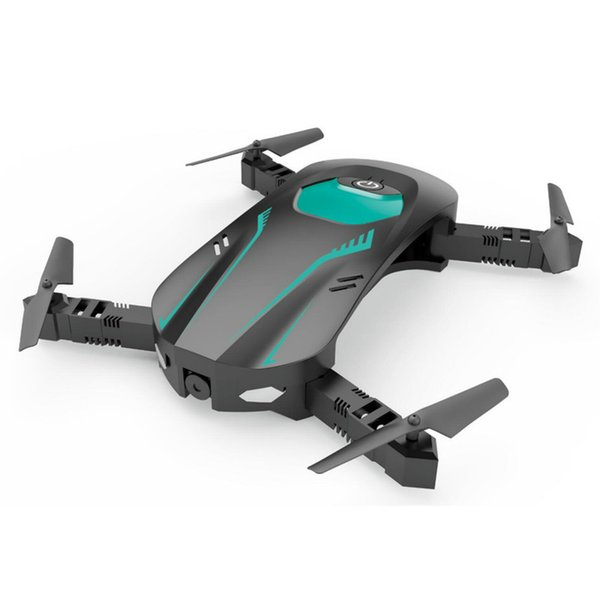 RC Helicopter W606-8 Foldable RC Selfie Drone BNF 480P WiFi FPV Camera / G-sensor Mode / Waypoints