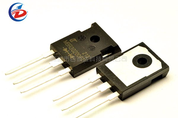 5Pcs/Pack MBR30200PT 30A 200V TO-247 3-pin Schottky diode