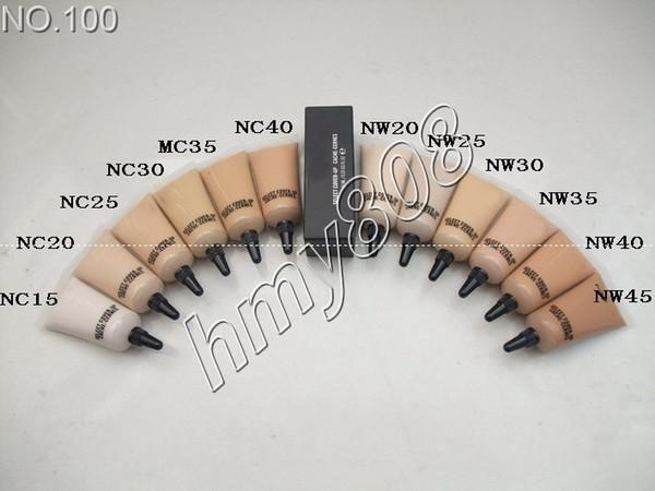 Makeup Face Select Cover-up Cache-cernes Concealer Long-Lasting Natural Moisturizer Primer Concealer 10ml