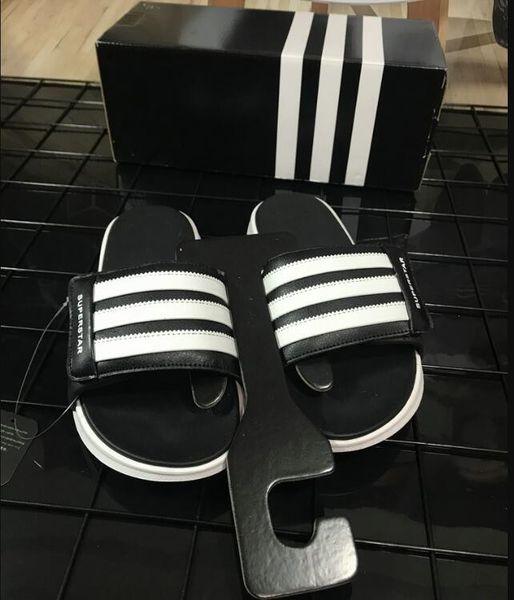 2019 Designer Letter Slide Beach Designer Slippers Pursuit Satin Sandals Women Men Brand Luxury Shoes Casual Fashion Flip Flops Slipper