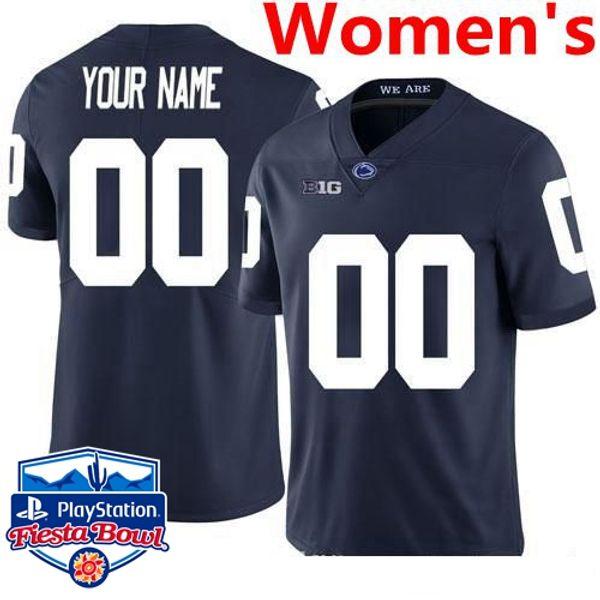 Женщины # 039, S Синего Имя с Fiesta Bowl