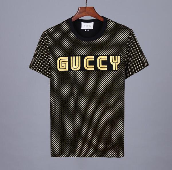 Marca de fábrica para hombre camiseta famosa del verano de manga corta o cuello camisas negro rojo moda casual diseñador tees tops de alta calidad