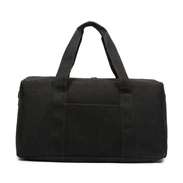 Fashion Sports And Leisure Canvas Men's Handbag Fashion Breathable Waterproof Travel Large Capacity Men's Bag #286713