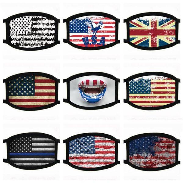 Flag-Maske (Mixed1-13)