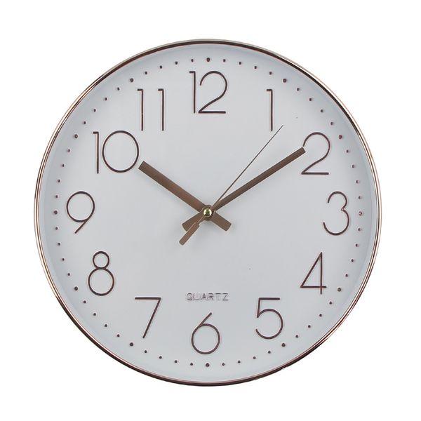 Stille Wanduhr Modernes Design Quarz Wanduhr Kunststoff Antike Designeruhr Wohnkultur Wohnzimmer Uhr