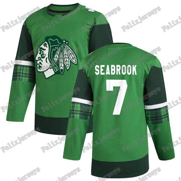 7 Brent Seabrook