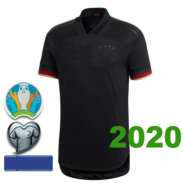 2020 Away Patch