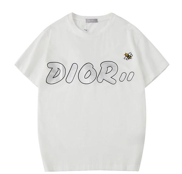 113 2019 neue Herren-Kurzarm-T-Shirt mit Polohemd für Herren Luxurys Polo-Kurzarmshirt für Herren
