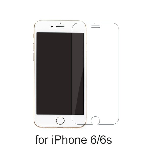 per VETRO TEMPERATO per iPhone 6 6s