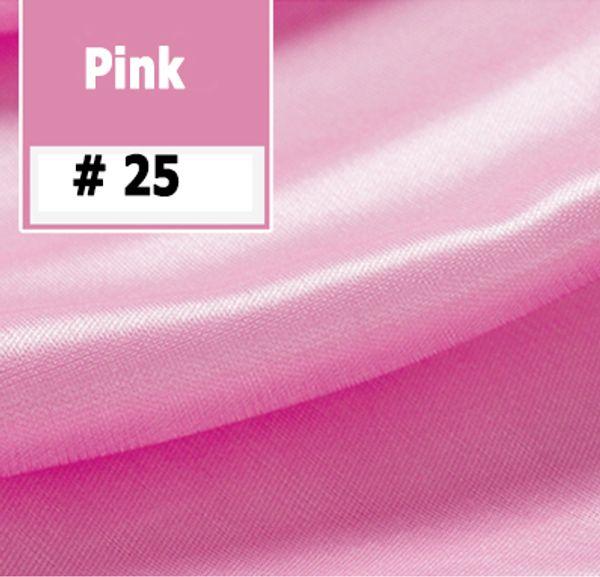 25 rosa claro