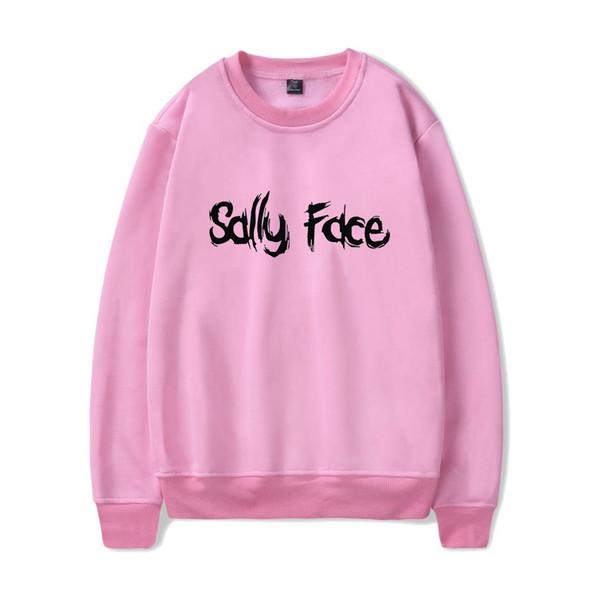 Frdun Sally Yüz moda hoodie Kazak Sevimli Kpop Harajuku Rahat Unisex Sonbahar Yumuşak Kalça portre Steve Gabry giysileri