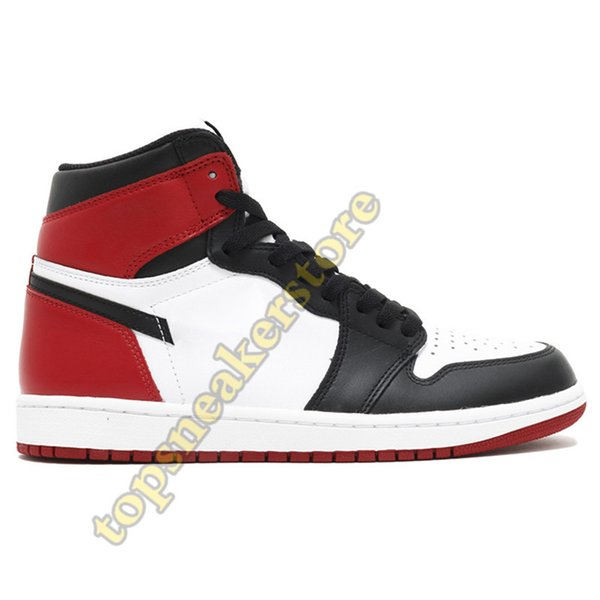 #10- Black Toe