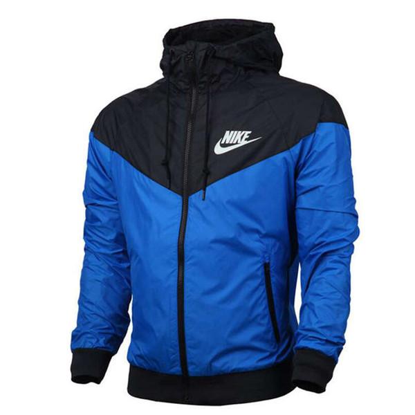 Mode männer frauen designer jacke mantel neue langarm herbst sport reißverschluss windjacke herren designer kleidung