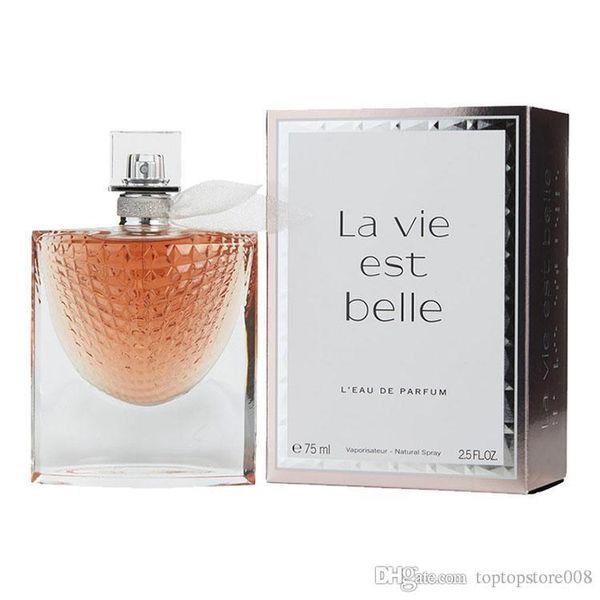 Perfume para mujer señora fragancia Lacome Lavie Est Belle eclat spray de 75 ml perfume frower fragancia encantadora de larga duración envío gratis rápido