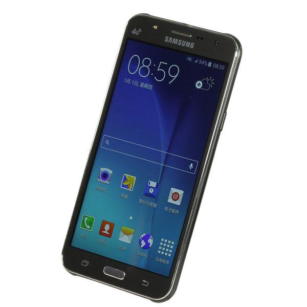 Teléfonos celulares Samsung Galaxy J7 J700F 5.5 Inch Octa Core 1.5G RAM 16G ROM 4G reacondicionados y originales