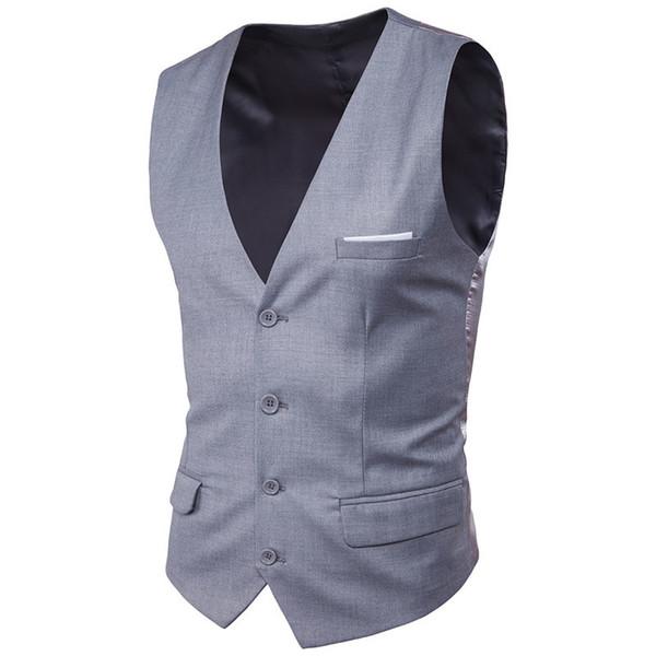 Light Grey Vests