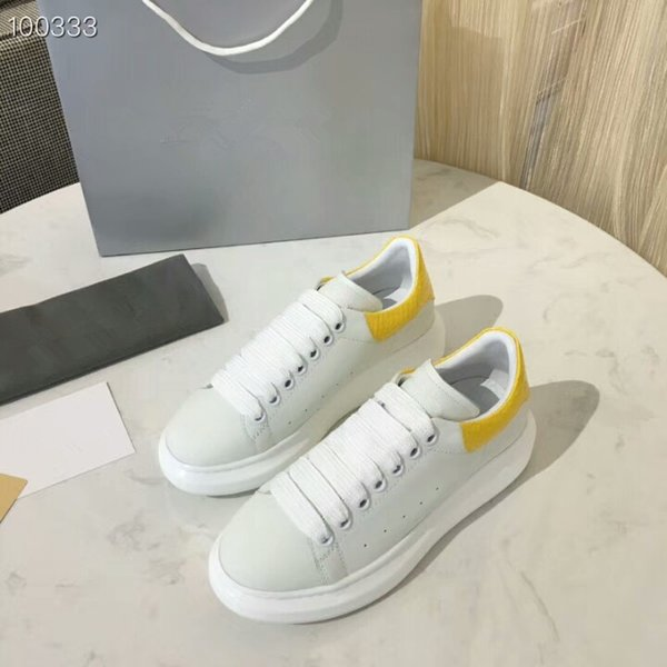 Mens Ace sneaker designer luxe chaussures Casual Chaussures blanc femmes sneakers plat broderie Python Casual Sneaker Chaussures xrx19010209