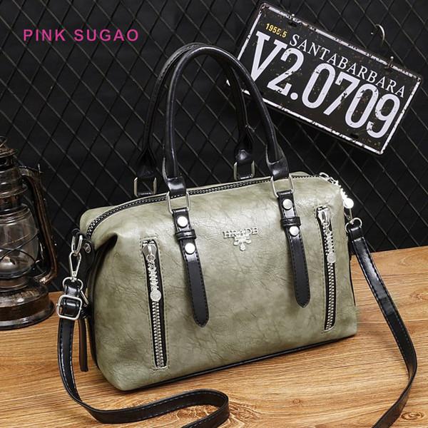 Pink Sugao Duffel Bags Designer Travel Bag Handbag Men and Women Shoulder Bags