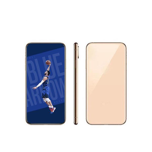 6.5inch GooPhone 11P Max téléphones cellulaires Octa de base Face ID Dual Sim 16.0MP Afficher 4G LTE 4G 512Go débloqué Smartphones