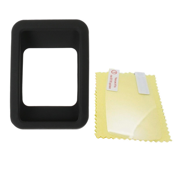 Silicone Case Cover Screen Protector For Wahoo Elemnt Mini GPS Bike Computer US