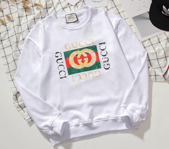 KEIN Hut große Uhr Version Langarm Männer GC Sweatshirts niedlichen Freund Stil Harajuku dünne Hoodies BB Großhandel y1