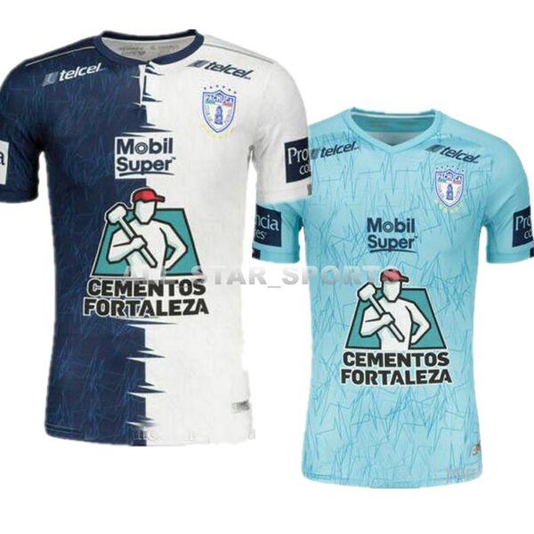 2019 Liga MX team Pachuca CF Soccer Jersey 19/20 Pachuca Home white Soccer shirt Mexico League Pachuca away football Uniform