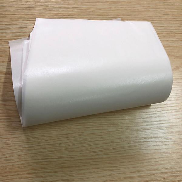 Nouveau papier siliconé Dab Non-stick BHO Oil Shatter Extract Tampon de solidification Tapis de protection anti-adhérent pour dab container