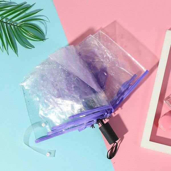 Manuale di fiori di ciliegio viola