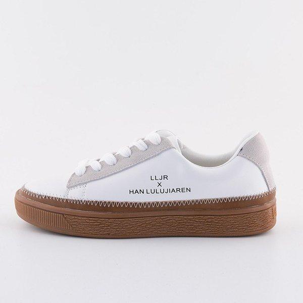 Una Clyde cosió la moda al por mayor zapatilla de deporte barata para los zapatos de deporte del patín corriente de las mujeres de los hombres 36-45