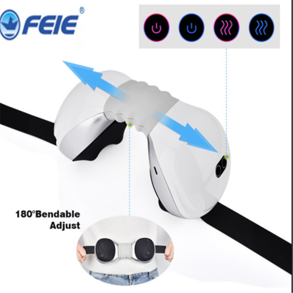Neck Massager Low-Frequency Pulse Cervical Vertebra Therapy Instrument Remote Control Magnetic Neck Massager FEIE-011