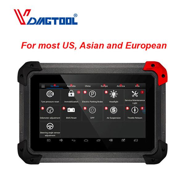100% Original XTOOL EZ400 Ferramenta de diagnóstico PRO Xtool EZ400 Pro Auto código de diagnóstico Ferramenta Leitor programador chave frete grátis