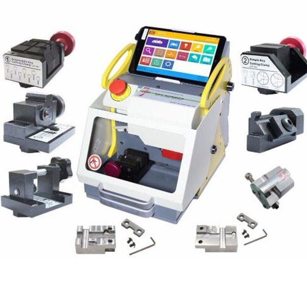 High Quality Full Automatic SEC-E9 Key Cutting Machine Auto Key Programmer For All Cars SEC-E9 Key Cutting Machine Silca Machine