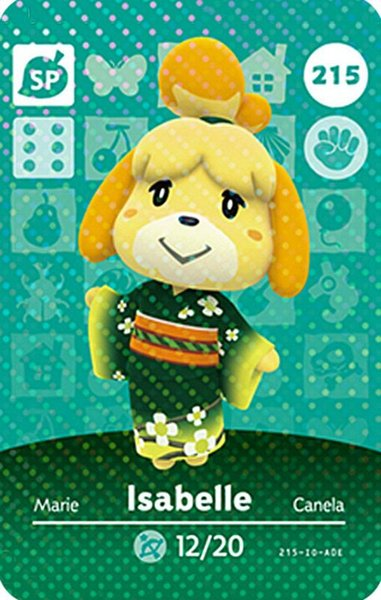 215 Isabelle