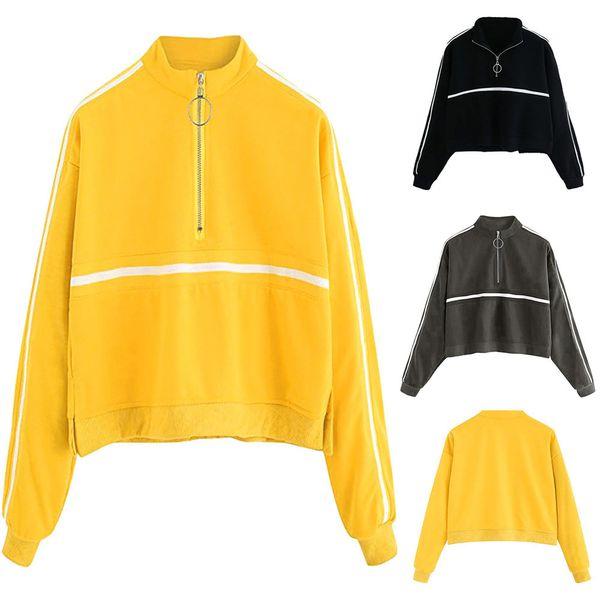 Sweatshirt Women Fashion Casual Womens Long Sleeve Jumper Pullover Strapless Hoodie Blouse bts-bangtan hoodies Female Clothes