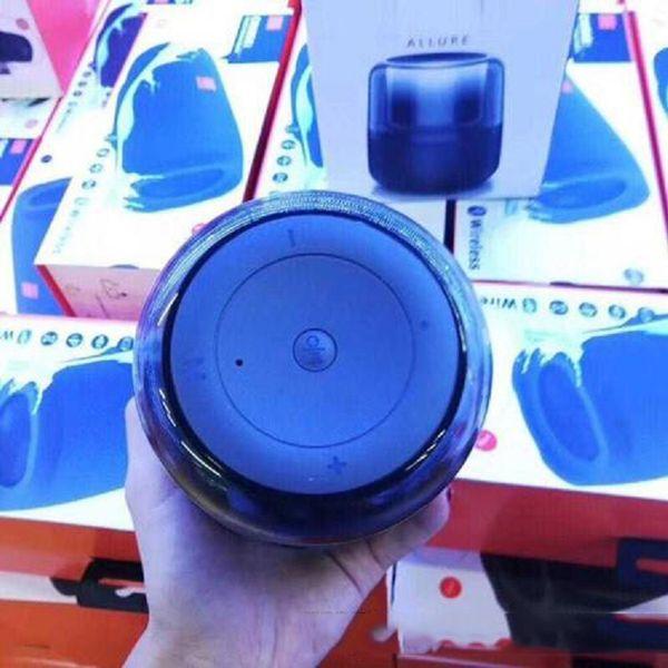Harman cartón altavoz inalámbrico altavoz, deslumbra color bluetooth altavoz subwoofer estéreo elegante reproductor de alta fidelidad para teléfonos móviles iOS Android