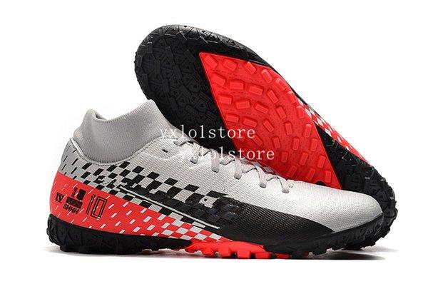 Grey Black Red