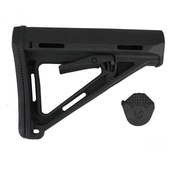 best selling Tactical CTR Stock Airsoft Black AEG GBB Polymer Tactical ME Buttstock M4 M16 Purple DE