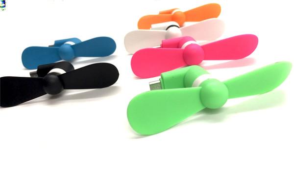 Mini dispositivo di raffreddamento portatile del dispositivo di raffreddamento eccellente silenzioso portatile su piccola scala di USB 5pin per il commercio all'ingrosso del cellulare di Samsung Android di iPhone