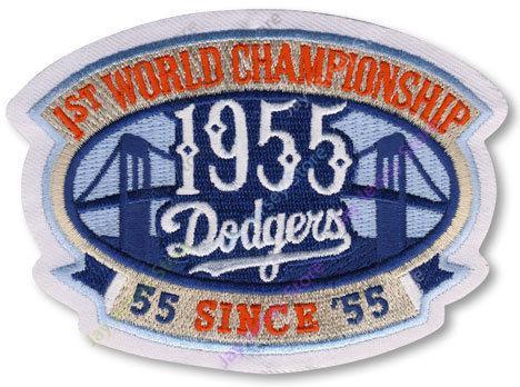 add 1955 1st WS patch