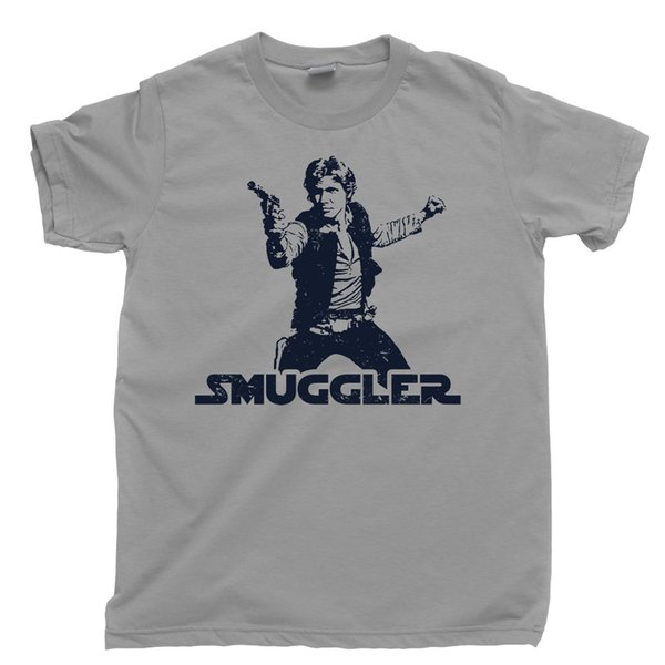 5f325408c HAN SOLO Smuggler T Shirt I Know Leia Scruffy Looking Nerf Herder Scoundrel  Tee Jacket Croatia Leather Tshirt The Who T Shirts Online Tshirt Shopping  ...