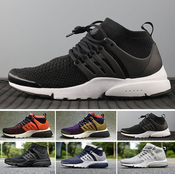 2019 High Quality Presto Extreme SE Running Shoes For Women Men,Pink Olive green Sport Shoes Outdoor Trainers Sneakers size 40-46