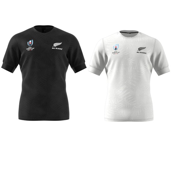 best selling 2019 Rugby World Cups NEW ZEALAND JERSEY National HOME JERSEY world cup 2019 new zealand rugby jersey size