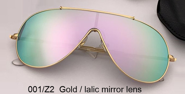 lentille miroir or / lalic
