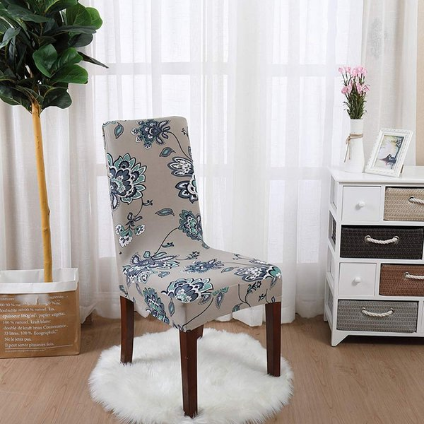 Dining Room Chair Slipcovers Removable Universal Stretch Elastic Dining  Chair Protector Covers Slipcover For Room, Hotel, Tablecloth And Chair  Cover ...