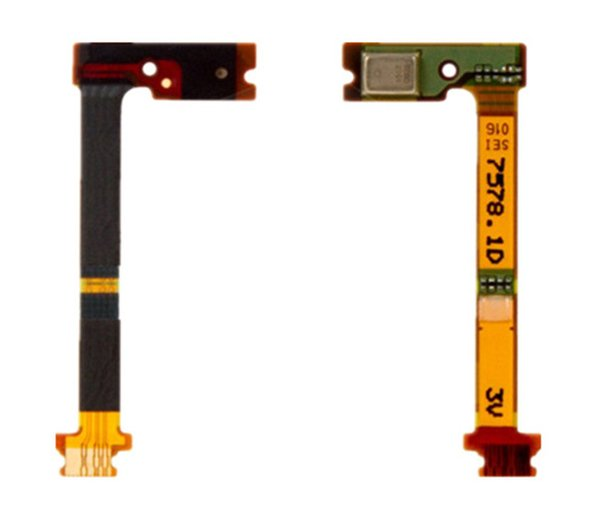 Flex Cable for Sony Xperia Z5 Compact Mini E5803 E5823(microphone, with components)flat cable Replacement parts