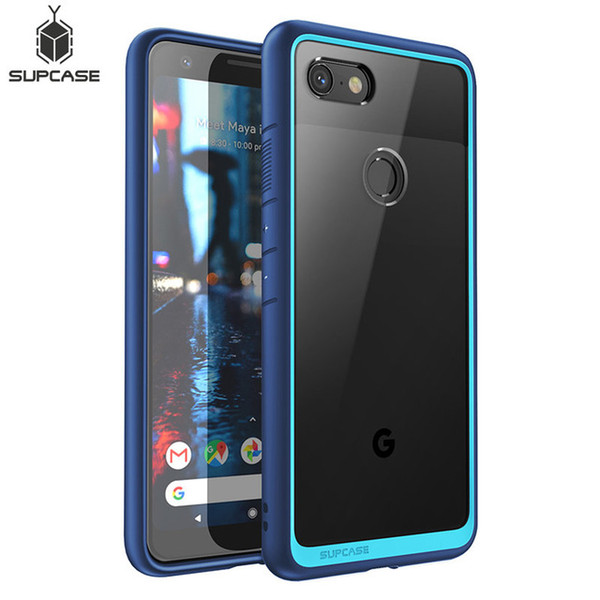 Wholesale pixel 3a case for sale - Group buy Cheap Fitted Cases For Google Pixel a Case Release SUPCASE UB Style Anti knock Premium Hybrid Protective TPU Bumper Clear