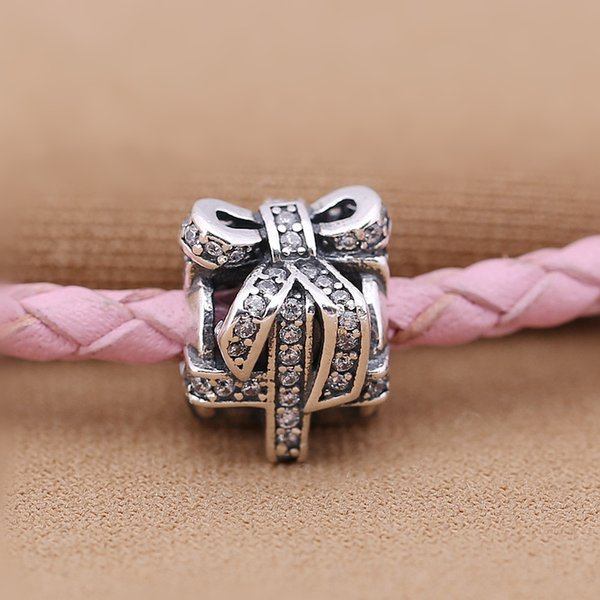 20 Style Christmas Tree Gift Elephant Horse Charm Bead Authentic 925 Sterling Silver Fashion Women Jewelry European Style For DIY Bracelet
