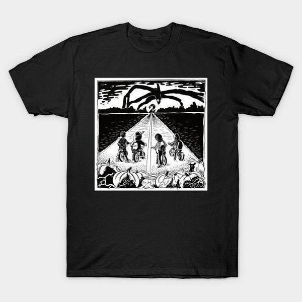 Getting Stranger Things Men's Clothing T-Shirts Tees