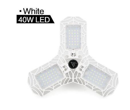 40 Вт 36 светодиодов белый корпус
