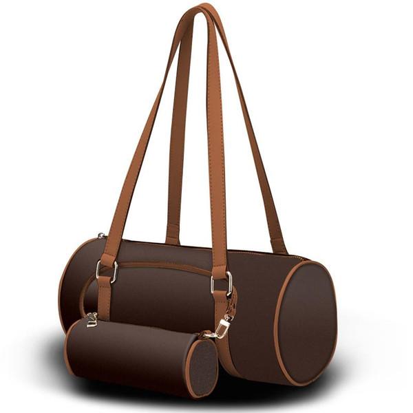 Designer Luxury Handbags Purses Womens Handbags Flower Ladies 2pcs/set Composite Tote PU Leather Clutch Shoulder Bags Female Purse